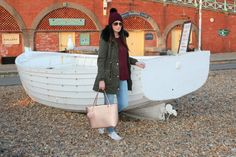 Brighton Beach Vibes & Casual Cold Days