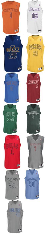 NBA Unveils Monochrome Christmas Day Jerseys