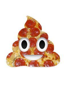 This is the pizza poo Emoji Caca, Pizza Emoji, Emoji Room, Emoji Board, Poop Jokes, Emoji Wallpaper, Backrounds, Cute Wallpapers, Picsart
