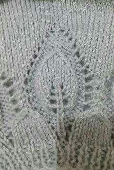Lille Dahlia Romper pattern by Lene Holme Samsøe Baby Knitting Patterns, Knitting Charts, Lace Knitting, Knitting Designs, Stitch Patterns, Crochet Baby, Knit Crochet, Tricot Baby, Baby Sweaters