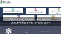 Primera farmacia popular digital de Chile - EVILAF | Escuela Virtual Latinoamericana de Asesoría y Formación Chile, Popular, School, News, Chili Powder, Most Popular, Chilis, Folk
