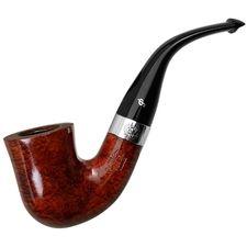 Peterson Tobacco Pipes: Sherlock Holmes Smooth Original P-Lip
