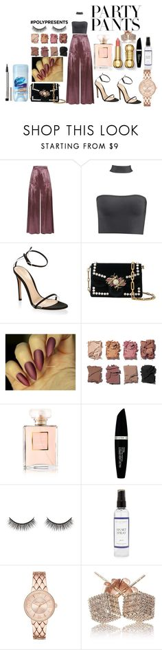 """""""Olive"""" by afia-asamoah on Polyvore featuring Temperley London, Gianvito Rossi, Proenza Schouler, Illamasqua, Chanel, Max Factor, Battington, The Laundress, By Terry and contestentry"""