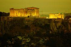 acropolis of athens (photo by costas dais)