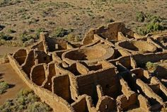 Chaco Culture National Historical Park, United States