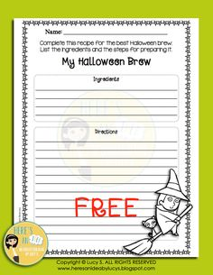 Halloween videos for classroom use - with SafeShare links, descriptions, and FREE worksheets!