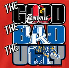 Louisville Cardinals Football T-Shirts - Yell & Cheer For ...
