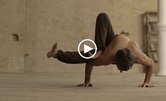 This video is absolutely incredible! Yogi Yaroslav Karaaba shows us his incredible practice in this beautiful video directed by Ukrainian director Taras Pratsovytyy