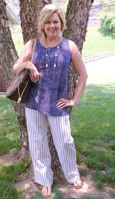 50 IS NOT OLD | PATTERN MIXING MADE EASY | FASHION OVER 40