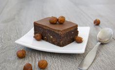Nutty Chocolate Brownie (raw) | Pähkinäinen raakasuklaabrownie |www.heatlh360.fi | © Hanna Stolt