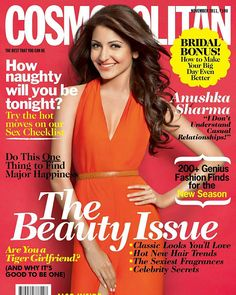 #Throwback Saturday  Anushka Sharma cover girl for Cosmopolitan November 2011.  R u excited to see her in upcoming movie next to Salman Khan...Yes or No ?  #Sultan trailer coming out next week !!!!!! #anushkasharma #SalmanKhan  #Harshaalimalhotra #Munni #bollywood  #SuzziKhan #instantbollywood #Instabollywood #bollywood #Bollywoodreport #Cosmopolitan #Covergirl #photography #beauty #Stylefile #Style #Celebrity #celebritystyle #celebfashion #celebrityfashion  @BOLLYWOODREPORT  . For more…