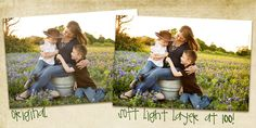 Tips & Tricks ~ using SOFT LIGHT to edit your photos