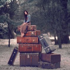 Want to be happy? Let go, to lighten up. Your baggage may just be a bit too heavy; weighing you down. Throw away whatever is making your soul feel as if its carrying a ton of bricks. Or simply reconstruct the process of your thoughts    ~Awakened Vibrations