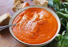 lilla matdériven: Het tomatsås med rostade grönsaker