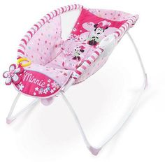 Disney Baby Minnie Mouse Bows and Butterflies Sleeper