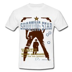 Shooting Star | Spreadshirt T-Shirt