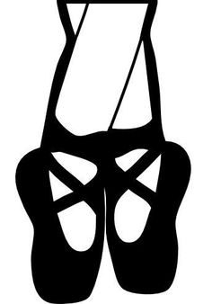 For your consideration is a die-cut vinyl Ballet Shoes decal available in multiple sizes and colors. Vinyl decals will stick to any smooth clean surface including glass, walls, laptops, phones, cars,