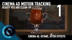 Motion Tracking Cinema 4D VFX Shot - Part 1