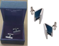 Beautifully made British Hallmarked keepsake cuff links, presents for boys, fathers or the groom to treasure always Wedding Gifts For Friends, Friend Wedding, Gifts For Father, Fathers, Presents For Boys, Tie Clips, Milestone Birthdays, Christening Gifts, Sterling Silver Cuff