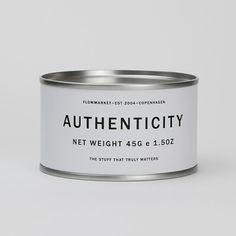 Flowmarket: Authenticity