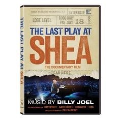 The Last Play at Shea - $12.99 // Great documentary weaving together the history of Shea Stadium, the career of Billy Joel, and the final concert at Shea.