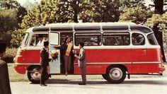 Robur LO2500 untuk Indonesia. Model ini pertama kali ditampilkan di pameran otomotif di Leipzig pada 1961.