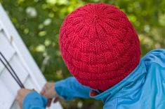 Ravelry: Willow wood beanie by Christine Roy