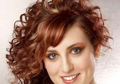 Red Highlights For Dark Hair | 28 Hairstyle Ideas for Red Hair With Blonde Highlights For 2013 ...