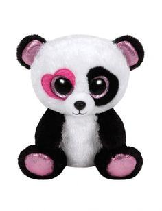 Mandy Panda 6 Inch Beanie Boo