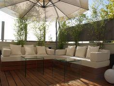 2008 Aravaca. Madrid. 85 m2 : Paisajismo : Diseño jardines :: Paisajismo PIA
