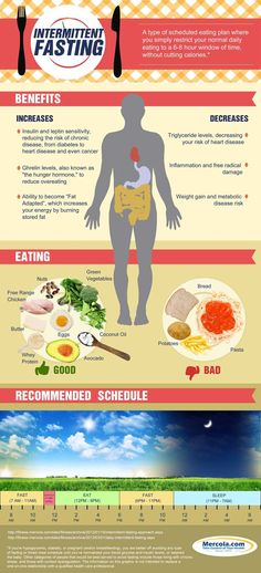 Intermittent Fasting: How to Enhance Your Body's Ability to Burn Fat [by Mercola -- via #tipsographic]. More at tipsographic.com