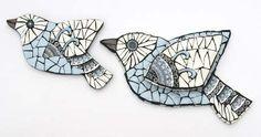 Angela Ibbs - Pale Blue Birds
