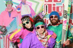 80s Night at Mount Hood - Feb. 14, 2014 #Oregon #Ski Washington Mountains, Mount Hood, Cascade Mountains, Oregon, Skiing, Joker, Feb 14, Night, Fictional Characters
