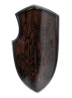 Jousting Shield wood Foam Weapon