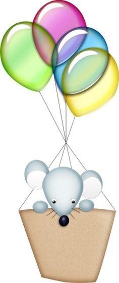 Scrap Cumpleaños ratoncito - Carmen Ortega - Álbuns da web do Picasa