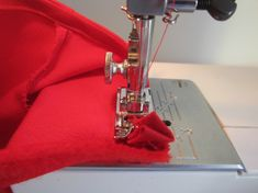 Sewing, Red Pants, Learn To Sew, Dressmaking, Manualidades, Couture, Fabric Sewing, Stitching, Full Sew In
