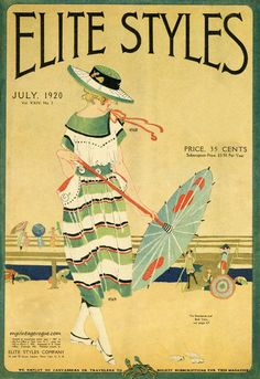 Elite Styles July 1920