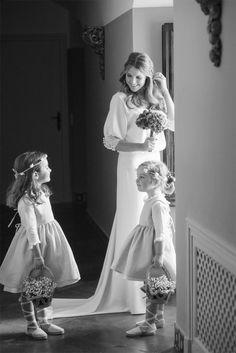 La boda de Teresa y Pablo | Casilda se casa