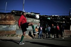 Life and soccer in the largest and most notorious township in South Africa during the first ever FIFA World Cup in Africa Soccer City, Fifa World Cup, Espn, Short Film, Documentary, Geography, South Africa, Football, Teaching
