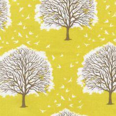 Joel Dewberry - Modern Meadow - Majestic Oak in Sunglow