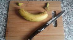 Trink es bevor du schlafen gehst.Am Tag darauf kannst du die gekochte Banane auch noch essen. Nicht nach dem Tee damit dein Verdauungssystem nichts mehr zu tun hat!