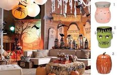 July 21-28 2014!  Scentsy Halloween Warmers ONLY $17.50 each! Christmas in July sale! Up to 75% off https://dolliesears.scentsy.us/Buy/Category/1909