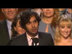 The Big Bang Theory Wins People's Choice Awards 2014