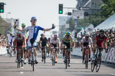John Murphy wins the final stage of the USA Pro Challenge
