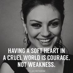Best Inspirational Quotes, Great Quotes, Quotes To Live By, Me Quotes, Gentleman Quotes, Soft Heart, Mila Kunis, Queen, Life Motivation