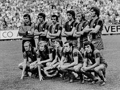EQUIPOS DE FÚTBOL: BARCELONA 1975-76