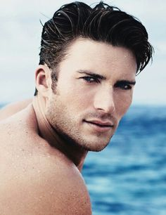 Scott Eastwood (Looks so much like his father but there's something softer about his features...)