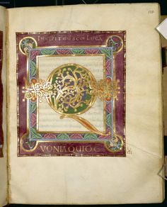 Heinrich, Römisch-Deutsches Reich, Kaiser, II.: Gospel - BSB Clm 4454, Reichenau, the top 11 Century [BSB Hss Clm 4454] - Image 265