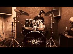 Toto - Hold the Line (Drum Cover) 10-13-15 - YouTube