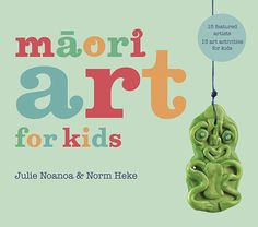 Maori Art for Kids by Julie Noanoa & Norm Heke. crag potton Publishing, As a former reference librarian for schools requests one of the hardest requests to do well was for a practica. Art For Kids, Crafts For Kids, Art Children, Waitangi Day, Polynesian Art, Polynesian Culture, Maori Designs, Maori Art, Diy Canvas Art